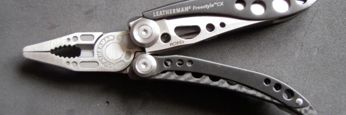 Leatherman Freestyle CX