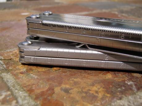 Leatherman Sideclip Mat v Polished Finish