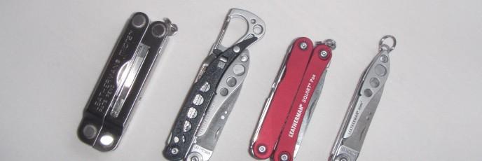 Leatherman Keychain Tools
